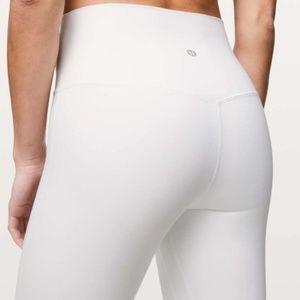 Lululemon align pant II White Size 4